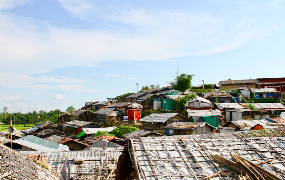Jamtoli refugee camp Cox's Bazar District, Bangladesh. ©Fortify Rights, 2018
