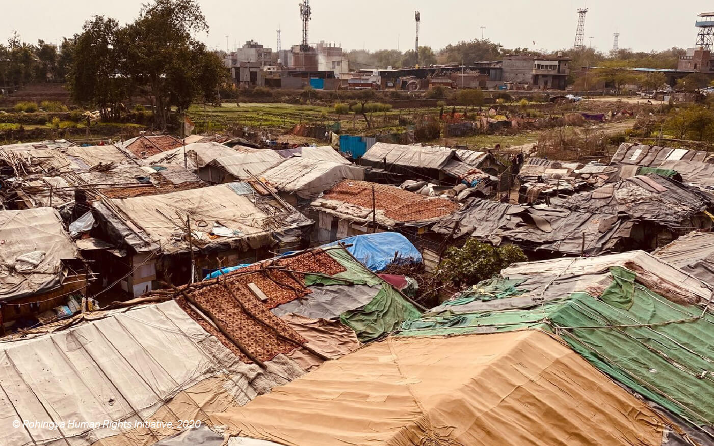India: Protect Rohingya Refugees from Forced Return to Myanmar