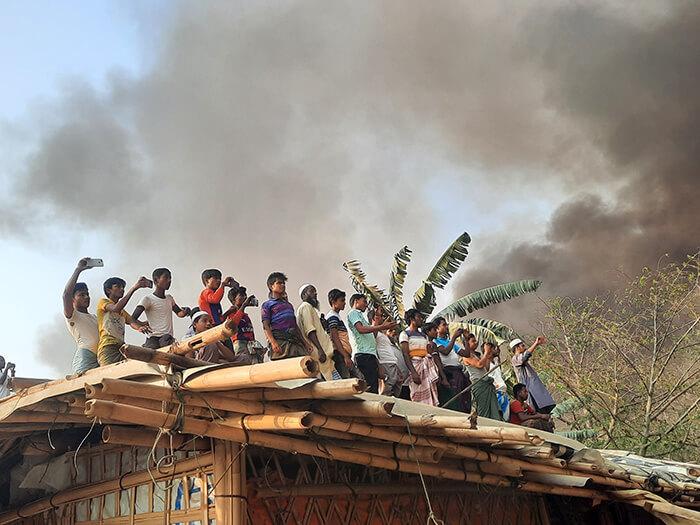 Rohingya Arts Campaign 2021